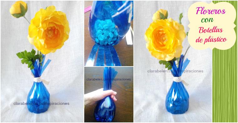 Como Hacer Jarron Con Botalla Plastico Reciclada Obiecte Sticle Plastic