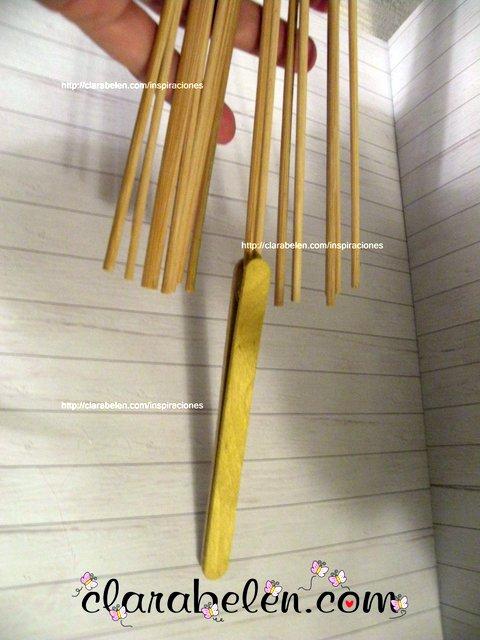 Arbol de Navidad casero para manualidades fáciles  DIY tutorial  (11)