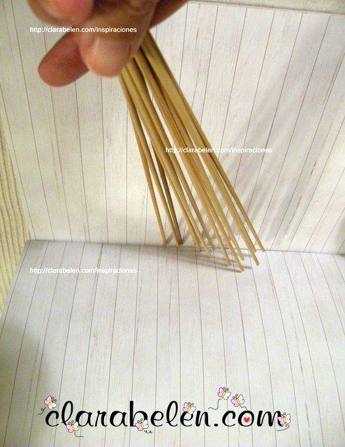 Arbol de Navidad casero para manualidades fáciles  DIY tutorial  (2)