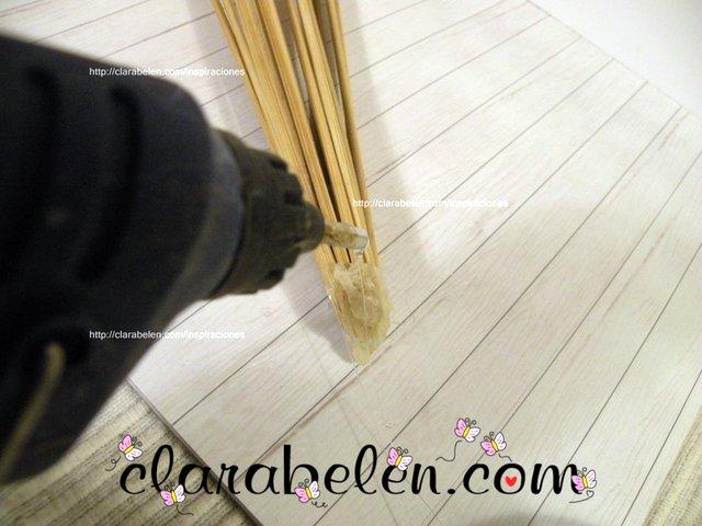 Arbol de Navidad casero para manualidades fáciles  DIY tutorial  (3)