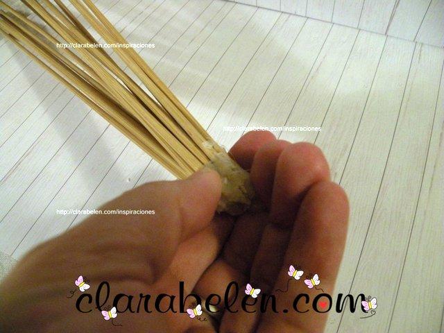 Arbol de Navidad casero para manualidades fáciles  DIY tutorial  (5)