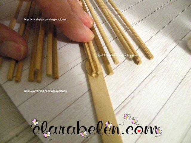 Arbol de Navidad casero para manualidades fáciles  DIY tutorial  (8)