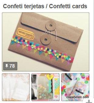 Manualidades y fiestas con confeti (3)