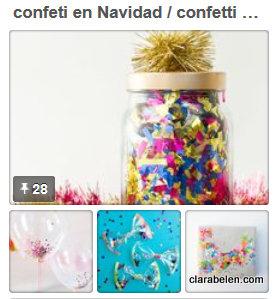 Manualidades y fiestas con confeti (7)