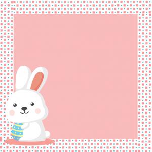 Marco conejito de Pascua4