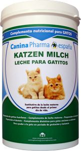 Leche para gatitos recien nacidos baby cat